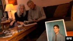 Periodista estadounidense desaparecido en Siria.