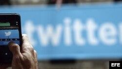 Logo de la empresa Twitter