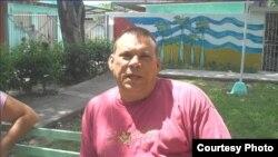 Déxter Pérez, activista de UNPACU en Holguín.