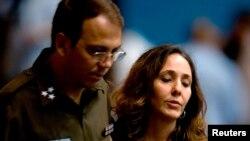 Mariela Castro y su hermano el coronel Alejandro Castro.REUTERS/Adalberto Roque/Pool