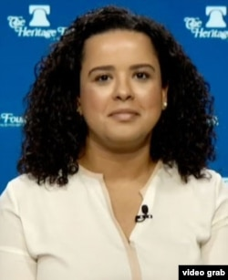 Ana Quintana, analista de la Fundación Heritage