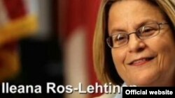 Saludo navideño de Ileana Ros-Lehtinen