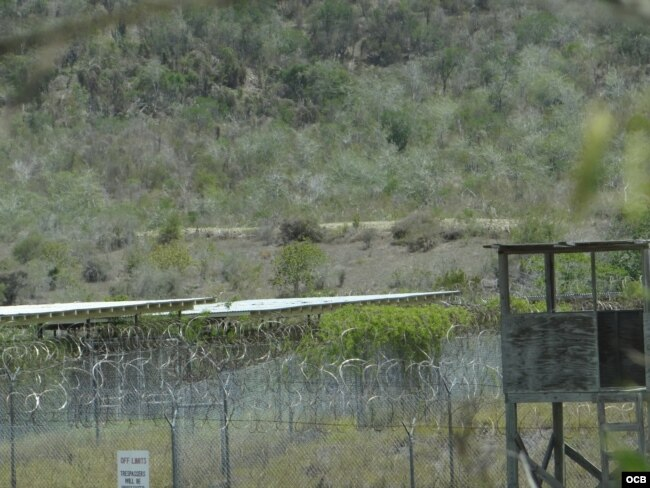 Base Naval de Guantánamo.