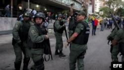 Militares en Venezuela.
