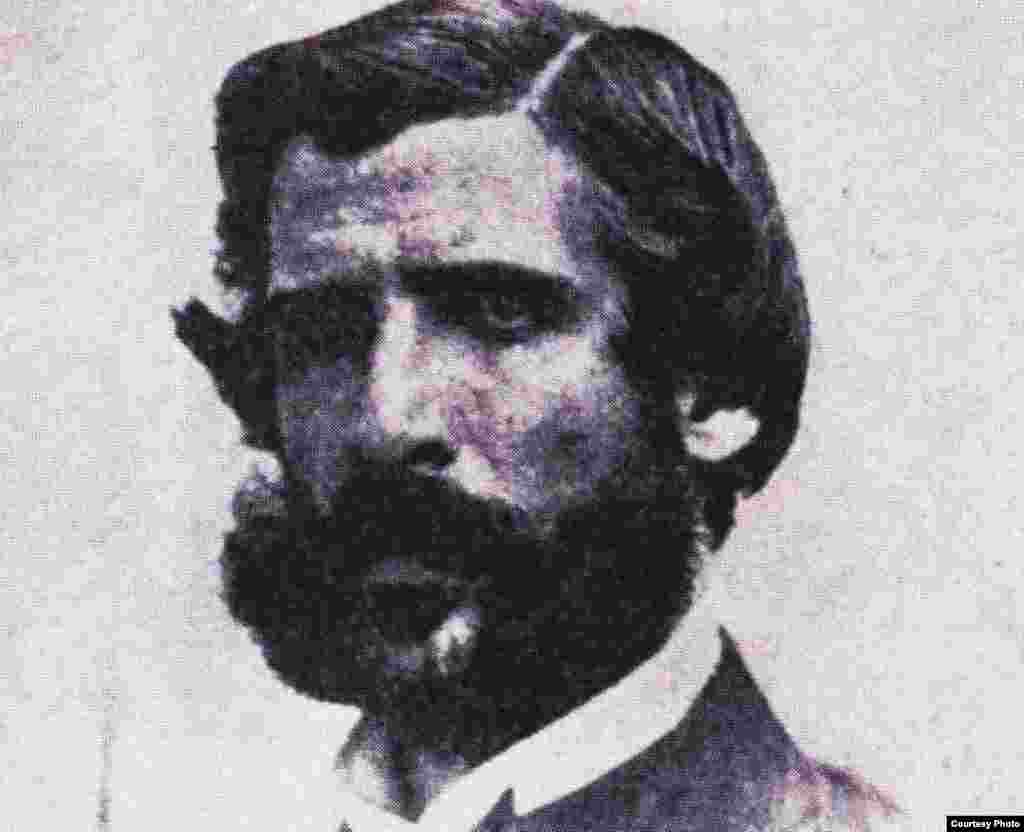 Rafael María de Mendive. Cortesía de Orlando González Esteva