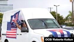 Caravana Anticomunista por la Libertad y la Democracia