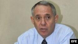 Juan Mendoza, vicedecano de la Facultad de Derecho de la Universidad de La Habana.