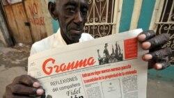 Amado Gil aborda el estado de la libertad de prensa en América Latina con Ricardo Trotti, director ejecutivo de la Sociedad Interamericana de Prensa y con Reinaldo Escobar, jefe de redacción del diario digital 14ymedio en La Habana