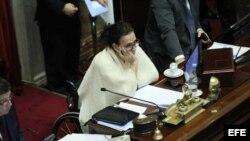 Argentina aguarda expectante la definición de los senadores sobre el aborto