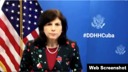 Mara Tekach - Embajada de EEUU en Cuba