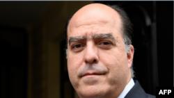 Julio Borges, canciller en funciones de Venezuela