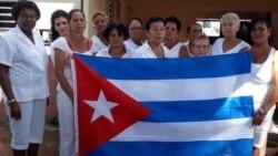 182 domingos represivos contra Damas de Blanco