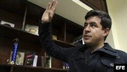 Archivo - El ex alcalde de San Cristóbal, el opositor Daniel Ceballos.