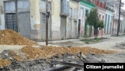 Reporta Cuba Steve Maikel Pardo Restauración de La Habana