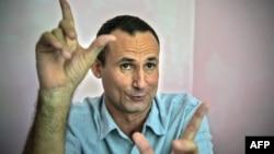 José Daniel Ferrer, líder de la Unión Patriótica de Cuba