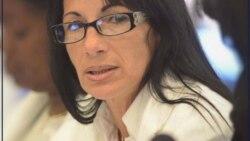 """Prohíben a Dama de Blanco salir de su casa """"hasta nuevo aviso"""""""