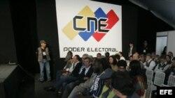 Fotografía de archivo. EFE/Eduardo Mayorca