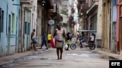 El salario estatal medio en Cuba no llega a los 30 dólares mensuales, un poder adquisitivo bajo frente al progresivo encarecimiento del nivel de vida.