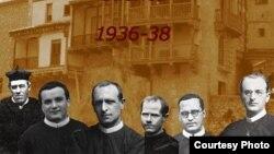 Religiosos beatificados