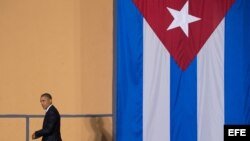 "Obama asegura que la economía cubana ""está empezando a cambiar"""
