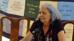 Martha Beatriz Roque Cabello denuncia detención de activistas en La Habana