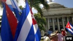Capitolio de la ciudad de San Juan, en Puerto Rico/ Imagen de archivo.