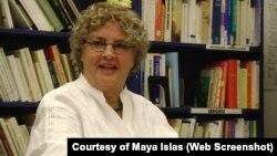 Maya Islas. Poeta cubana en Nueva York