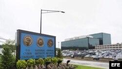JL01 FORT MEADE (ESTADOS UNIDOS) 07/06/2013.- Vista de la entrada a la sede de la Agencia de Seguridad Nacional (NSA, según sus siglas en inglés) estadounidense, en Fort Meade (Estados Unidos), hoy, viernes 7 de junio de 2013. Los diarios estadounidenses
