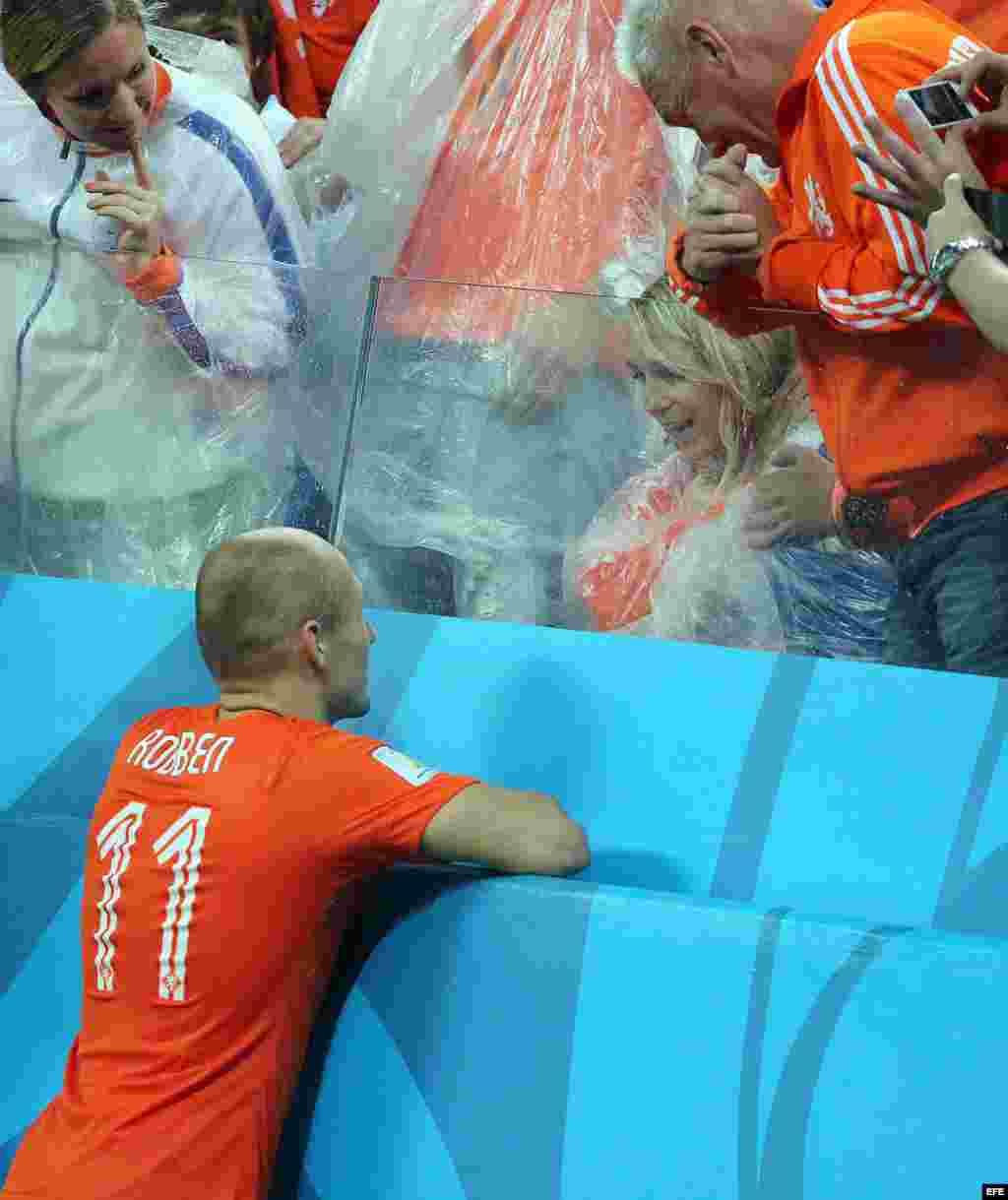 Argentina Vs. Holanda... la otra cara de la moneda