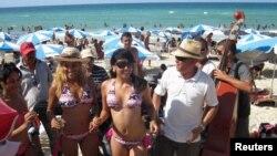 Las playas de Cuba son uno de los mayores atractivos para el turismo internacional.