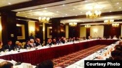 Conferencia Anual CAF 2014