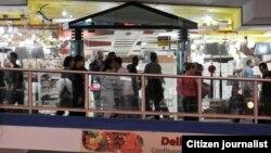 Tiendas del Mercado de Carlos III (en pesos convertibles)