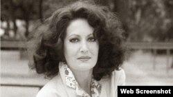 Yolanda Farr. (Foto tomada del blog de la actriz)