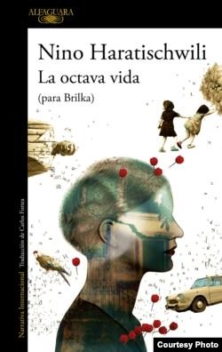 Libro Octava Vida de Nino Harataschwili en español.