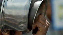 Toque de cazuelas en Bayamo