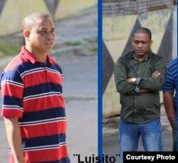 """Oficial de Seguridad del Estado Ariel Arnau Grillé, conocido como """"Luisito"""", a cargo de operativos de represión contra las Damas de Blanco."""