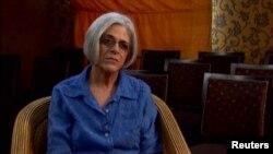 Judy Gross en La Habana, Cuba