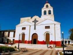 La Iglesia de la Divina Pastora en Santa Clara, Cuba (Foto: lezumbalaberenjena/Flickr).