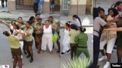 Denuncian en varios países el incremento de la represión en Cuba