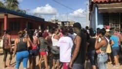 Por tres dias consecutivos el operativo policial en localidad de Carlos Rojas