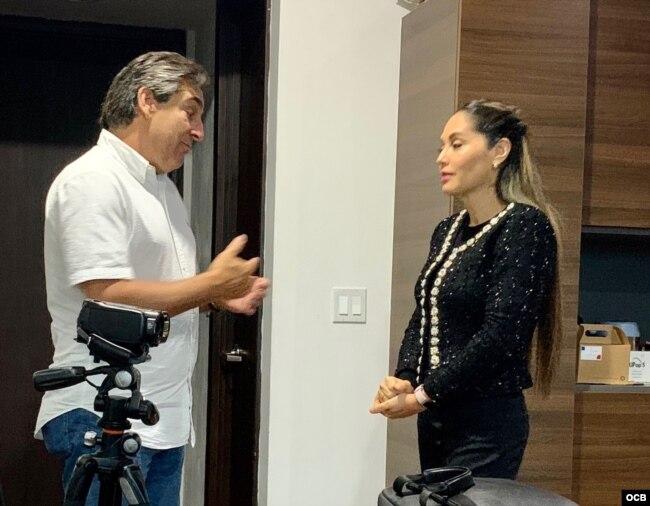 Ricardo Quintana entrevista a la diputada Zulay Rodríguez.