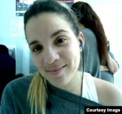 Jessica Victoria Gil, En detención en Louisiana