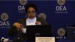 Laritza Diversent sobre derecho de las víctimas