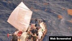 Continúa en aumento el número de cubanos que arriban a Islas Caimán.