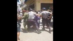 Roban productos de la 'jaba' que familiares llevan a preso político en Matanzas