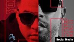 Yomil y El Dany, portada del disco Los Champions. (Facebook)