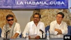 Gobierno colombiano y FARC acuerdan crear Cimisión de la verdad.