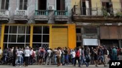 Incrementa el desabastecimiento en Cuba