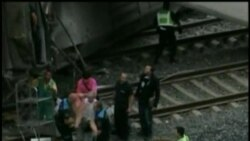 Detenido el maquinista del tren accidentado en Santiago de Compostela