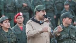 Maduro aumenta sueldo a militares